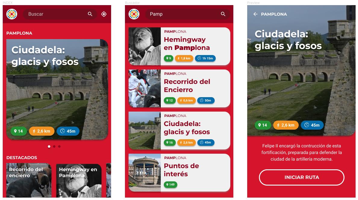 Buscador App Turística